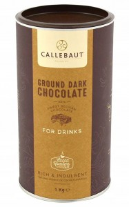 Czekolada do picia Ground Dark Choco CALLEBAUT 1kg